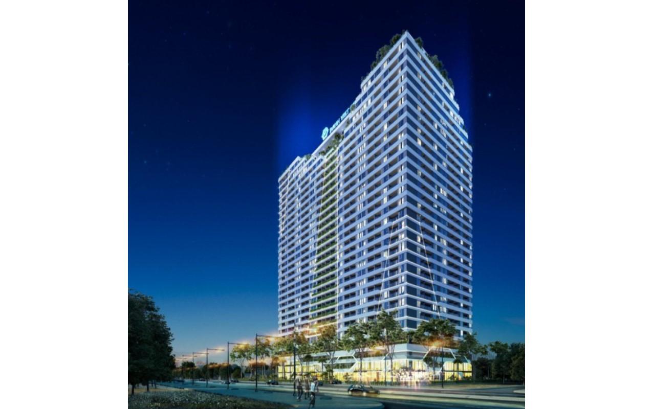 Phối cảnh tổng thê căn hộ chung cư Icon Plaza Bình Dương