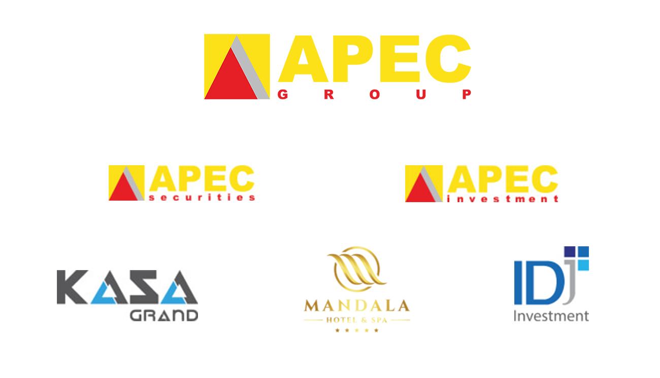 Các công ty thành viên của tập đoàn Apec Group