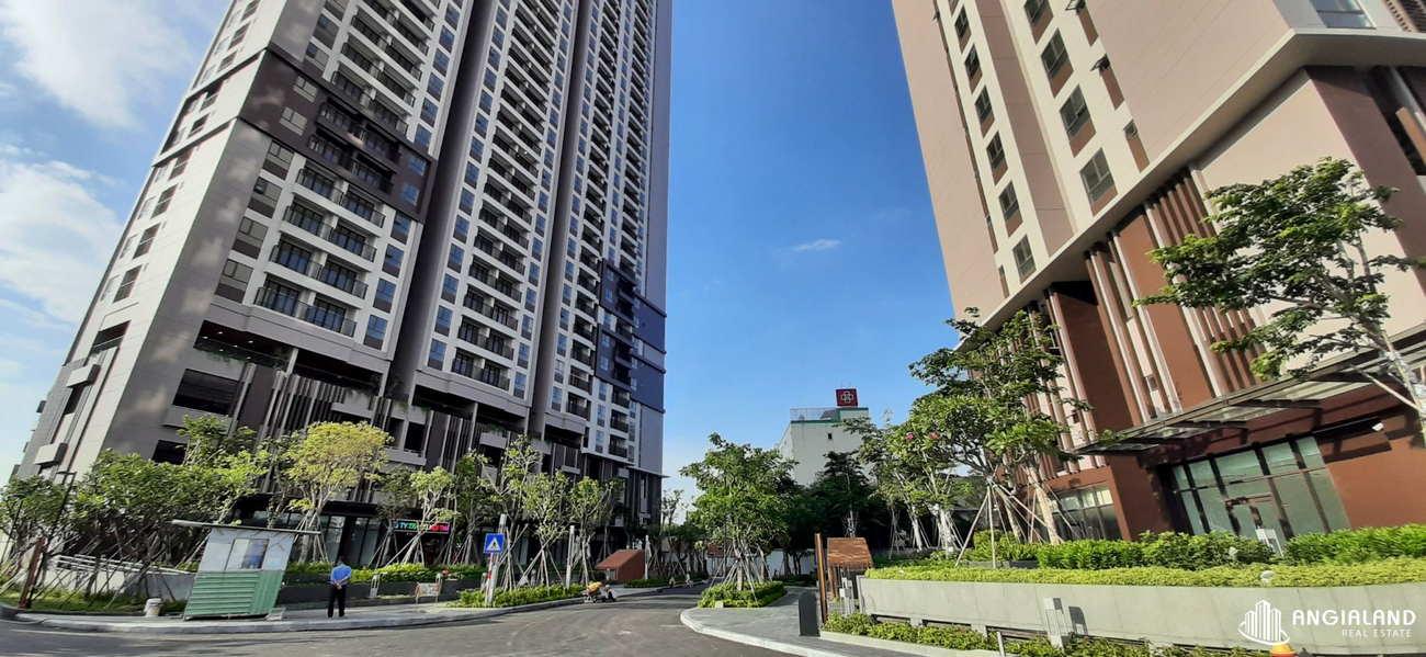 Mặt tiền Opal Boulevard mặt tiền Phạm Văn Đồng Tp Dĩ An