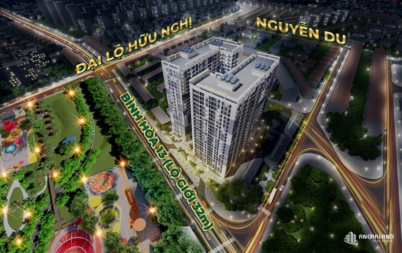 Tổng thê Park View Thuận An