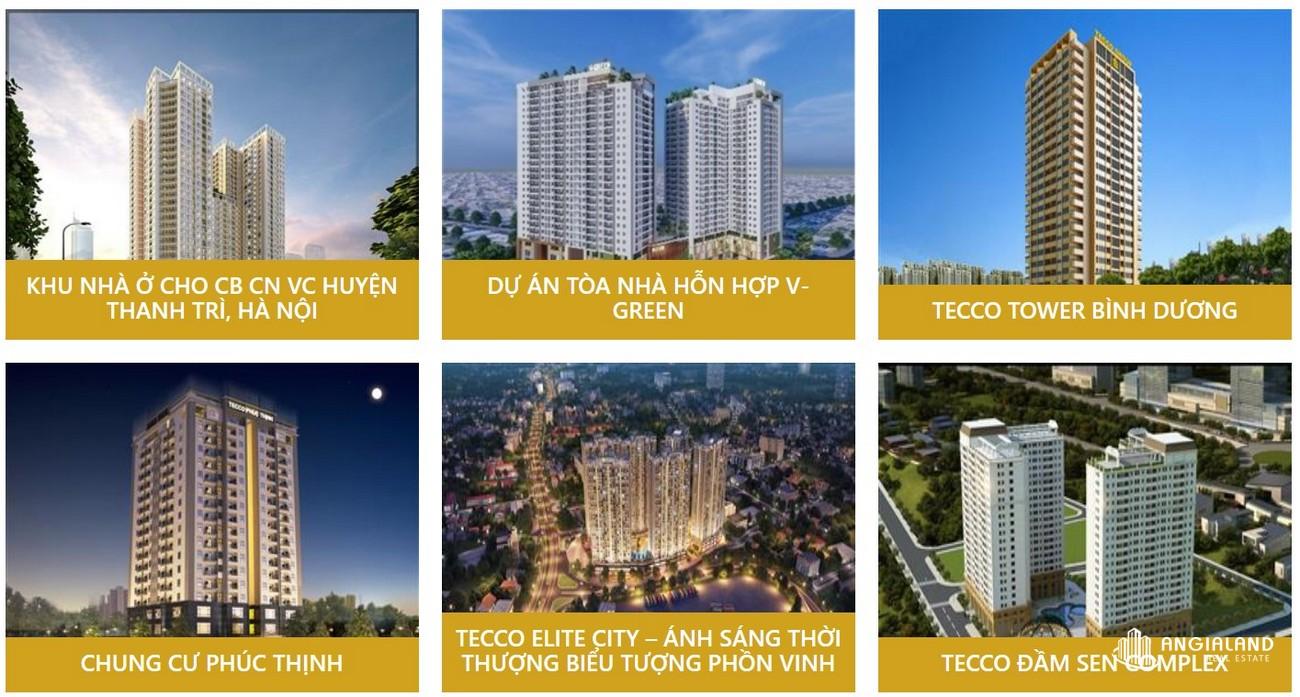 Chủ đầu tư Tecco Group