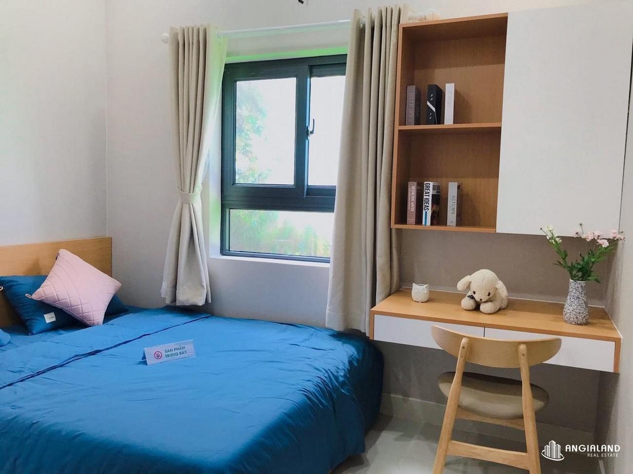 Phòng ngủ căn mẫu 69m2