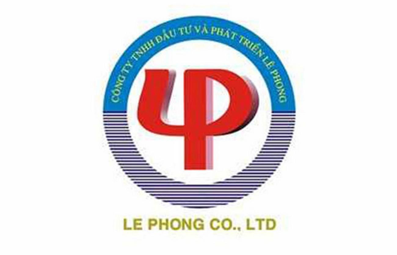 Logo chủ đầu tư Lê Phong