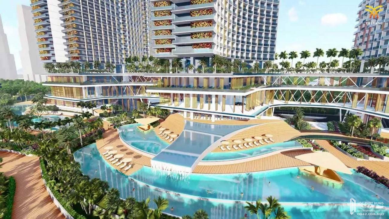 Tiện ích dự án căn hộ chung cư Apec Dubai Ninh Thuận Đường Yên Ninh chủ đầu tư Apec Group
