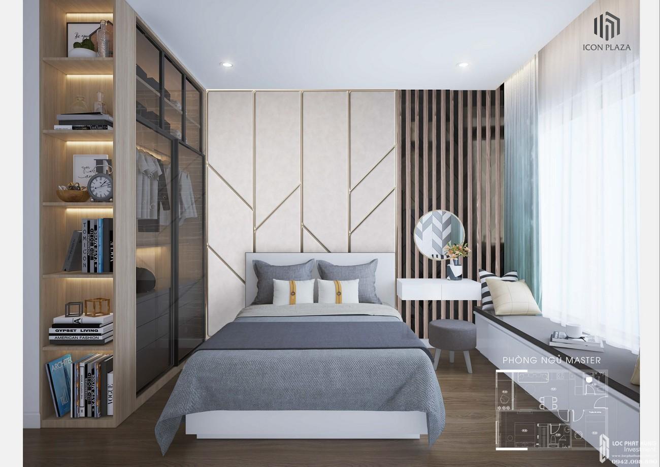Nhà mẫu dự án căn hộ chung cư Icon Plaza Thuan An Đường Vòng Xoay An Phú chủ đầu tư Phú Hồng Thịnh