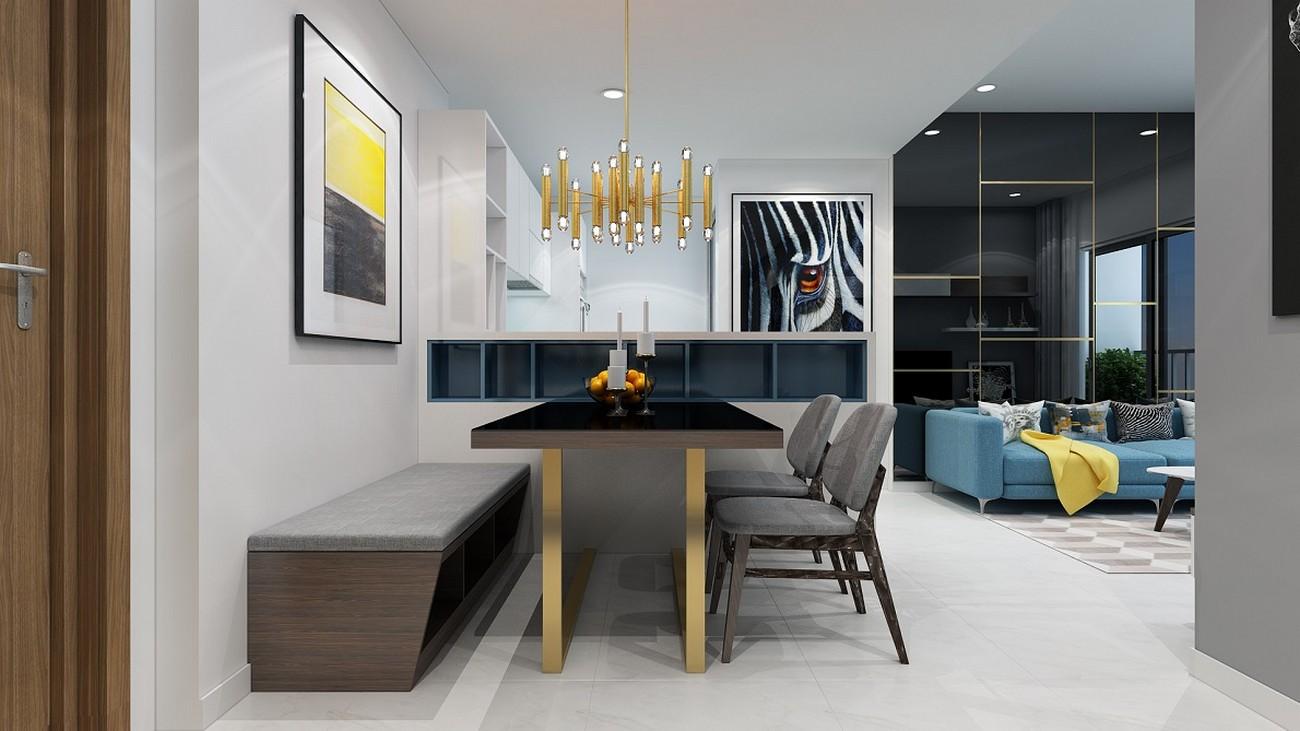 Nhà mẫu dự án căn hộ chung cư Masteri Thảo Điền Quận 2 Đường Xa Lộ Hà Nội chủ đầu tư Masterise Homes
