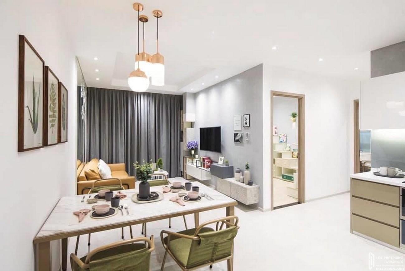 Nhà mẫu dự án Căn Hộ chung cư Opal Skyline Thuận An Đường Quốc lộ 13 chủ đầu tư Đất Xanh Group