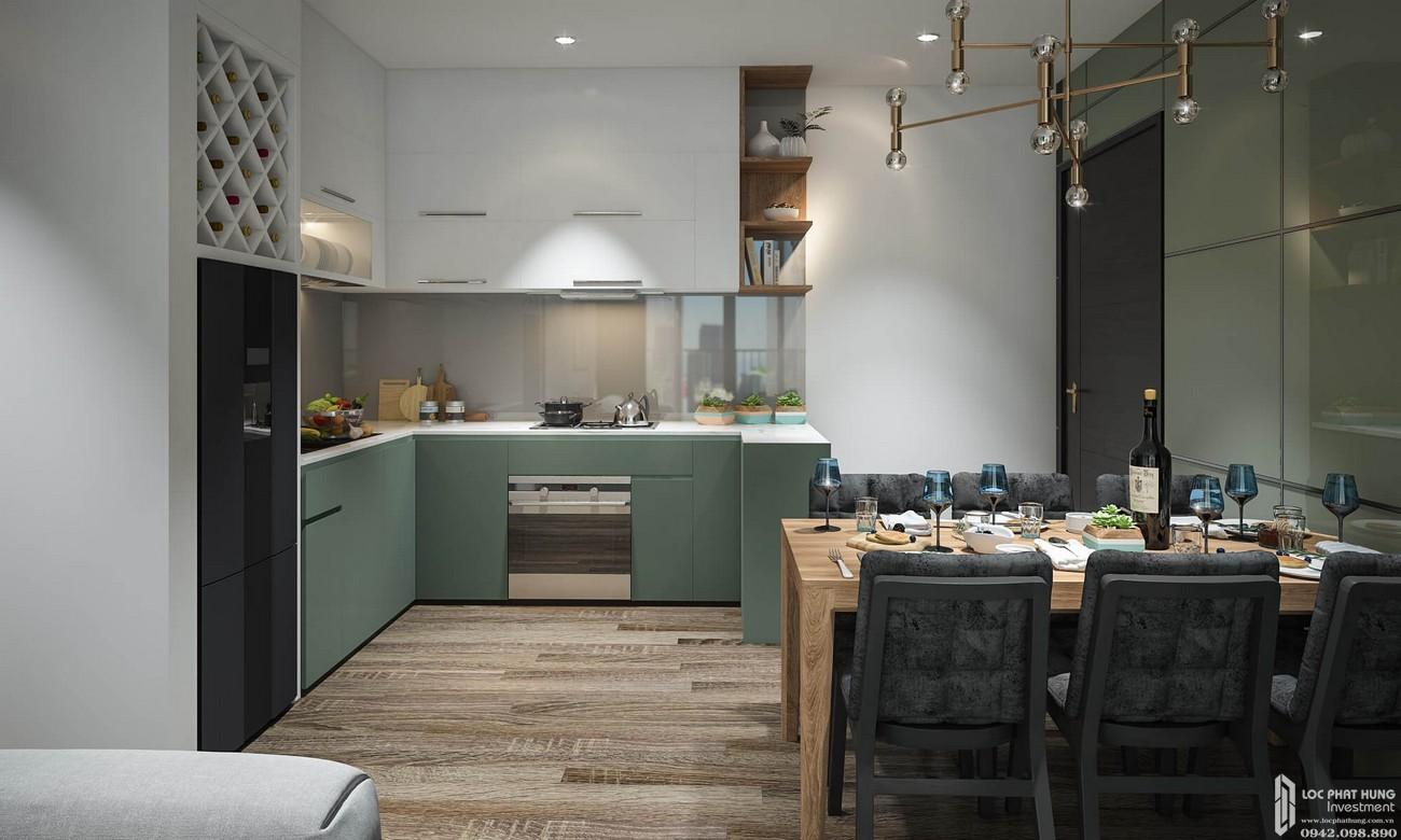 Nhà mẫu dự án căn hộ chung cư Apec Diamond Park Lạng Sơn chủ đầu tư Apec Group
