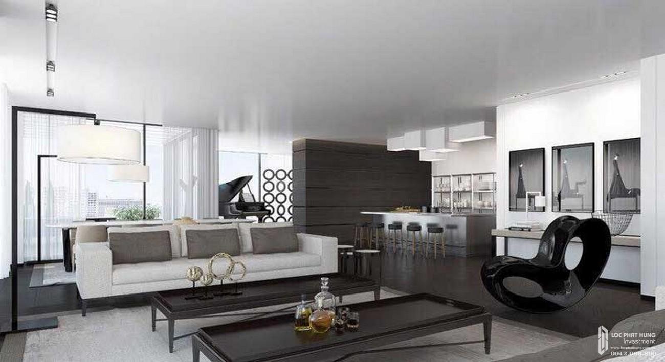 Nhà mẫu dự án căn hộ chung cư LDG River Quận Thủ Đức Đường 623 Quốc lộ 13 chủ đầu tư LDG Group