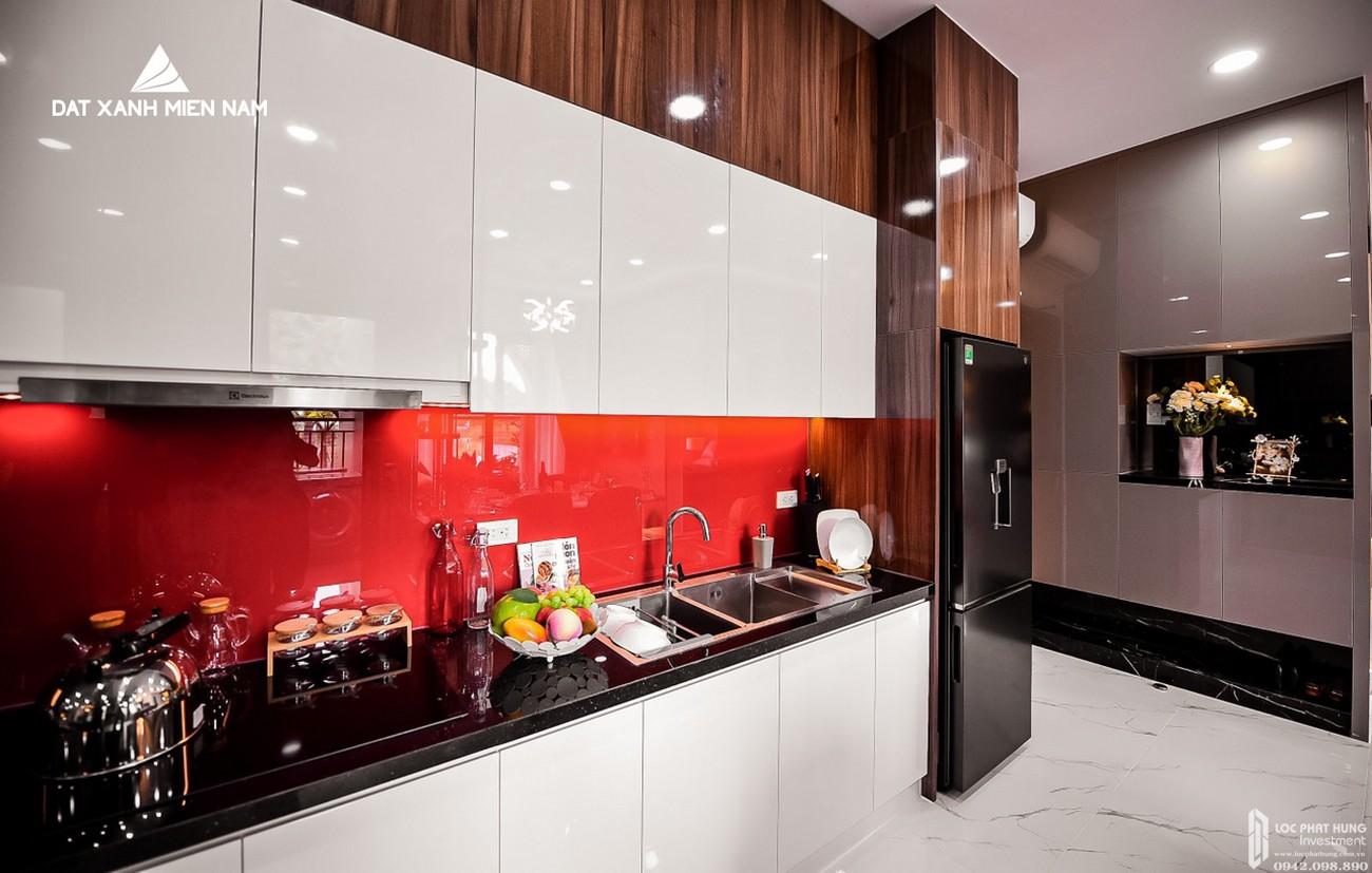 Nhà mẫu dự án căn hộ Opal Central Park Thuận An chủ đầu tư Đất Xanh Group