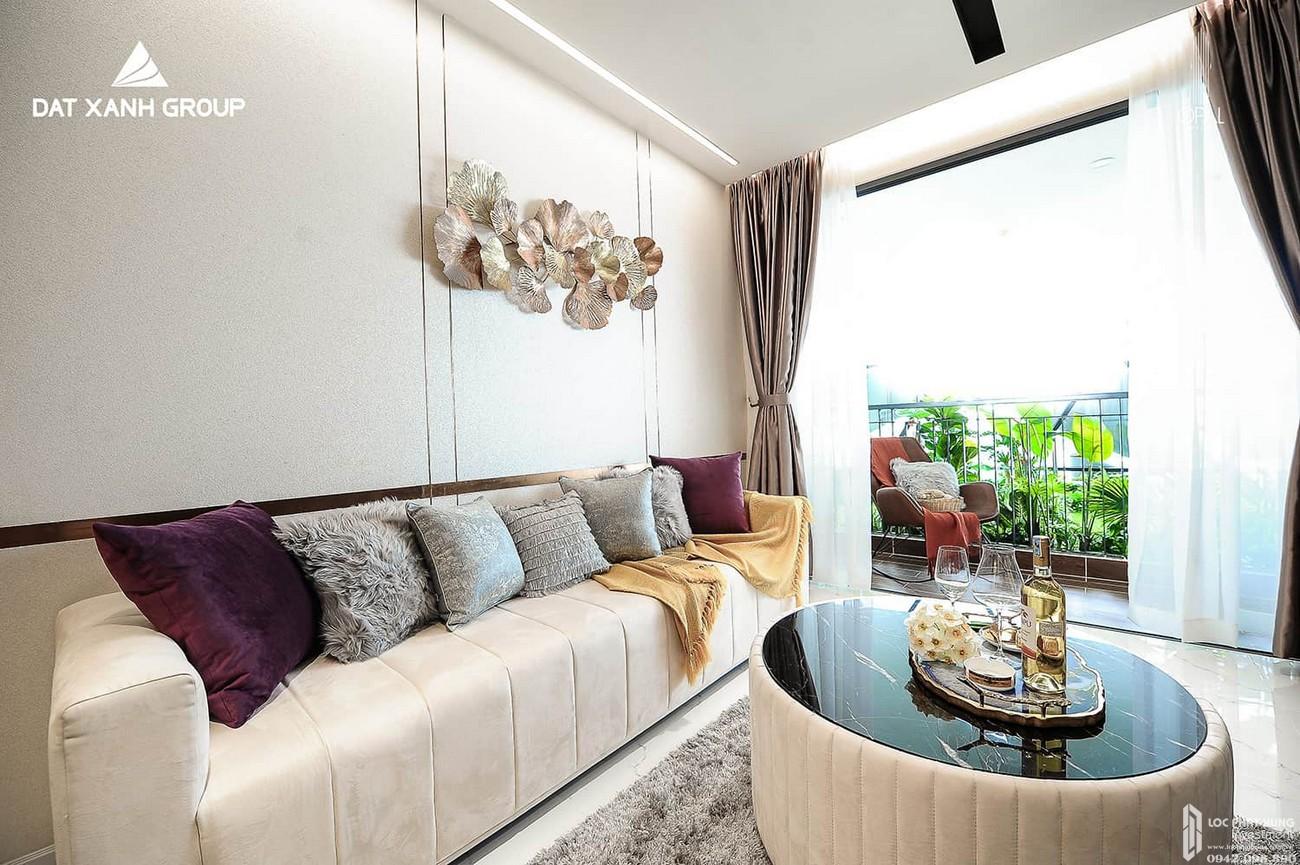 Nhà mẫu dự án căn hộ chung cư Opal Cityview Bình Dương chủ đầu tư Đất Xanh