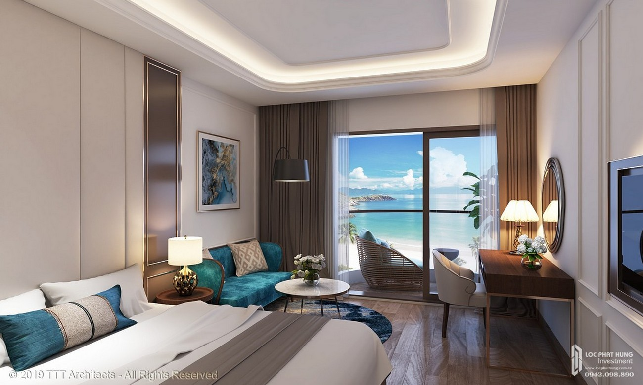Nhà mẫu dự án  căn hộ condotel Apec Sầm Sơn Thanh Hóa chủ đầu tư Apec Group
