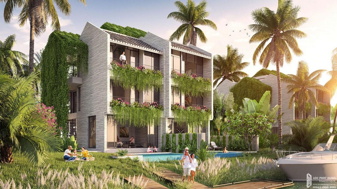 Nhà mẫu dự án khu đô thị Casamia Hội An chủ đầu tư Đạt Phương