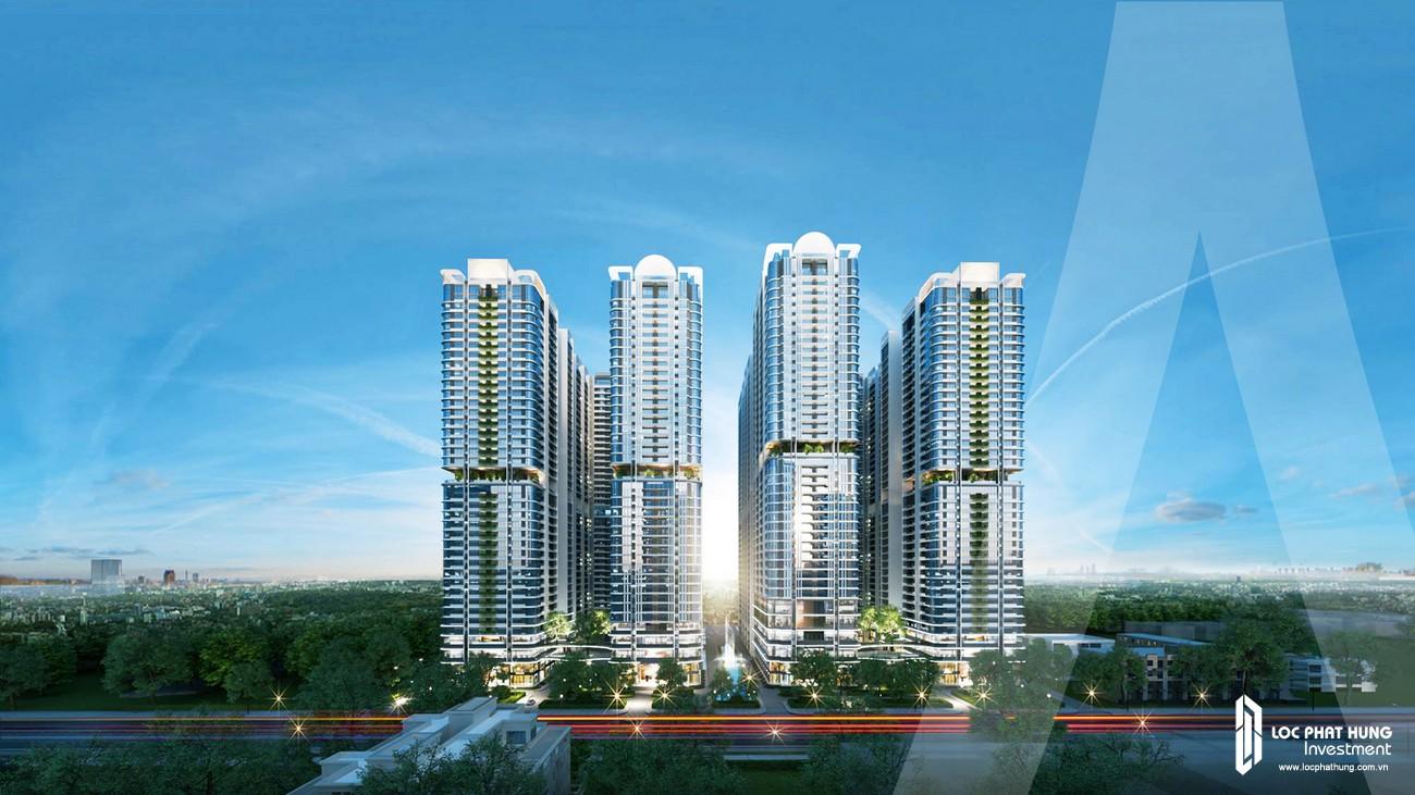 Hé lộ chi tiết các dòng sản phẩm đẳng cấp tại siêu dự án Astral City Thuận An
