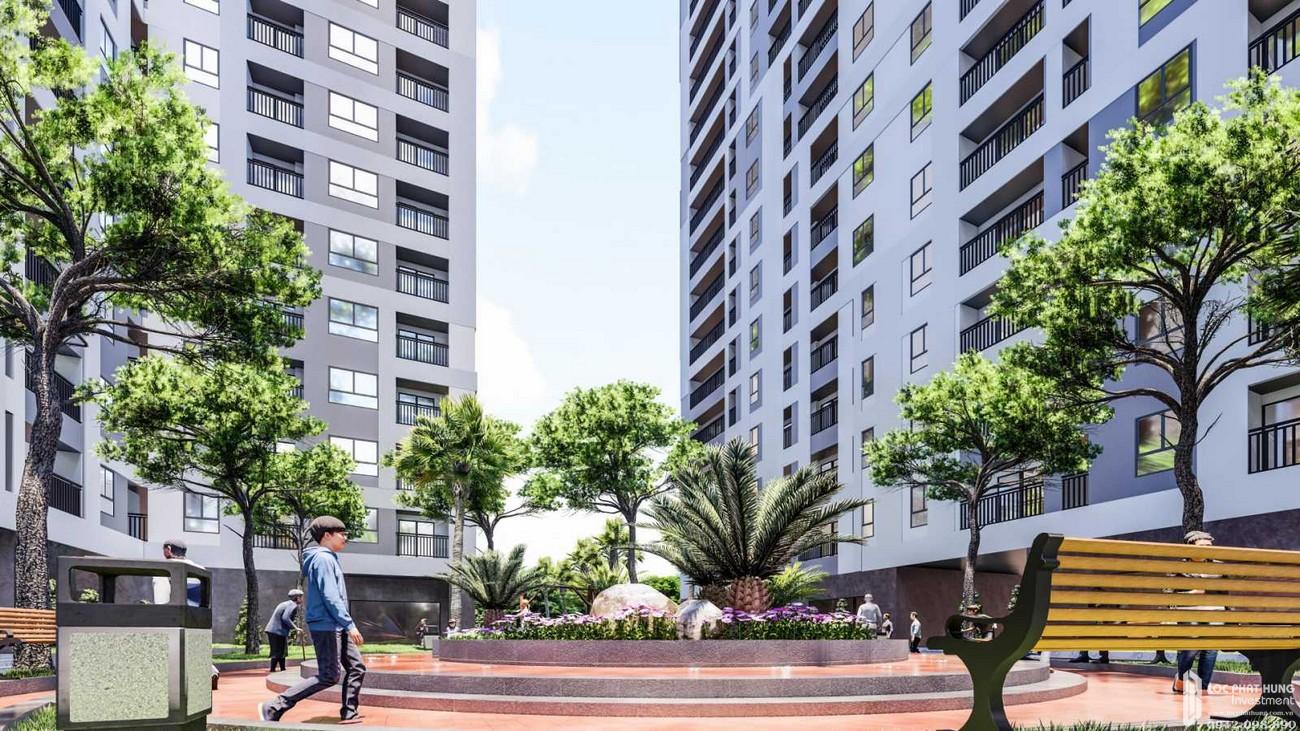 Tiện ích dự án căn hộ chung cư Parkview Apartment Thuận An