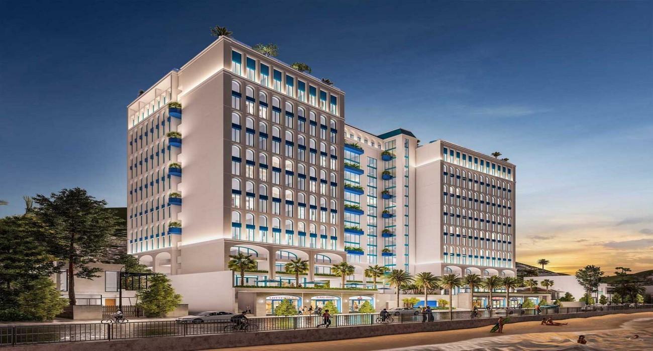 Phối cảnh dự án căn hộ Leman Cap Residence