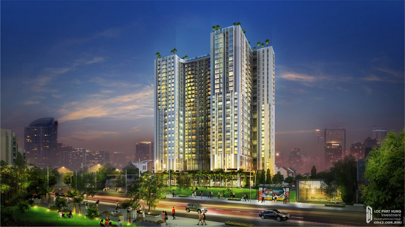 Mua bán cho thuê dự án căn hộ chung cư La Cosmo Residences Quận Tân Bình Đường Hoàng Văn Thụ chủ đầu tư An Gia Hưng