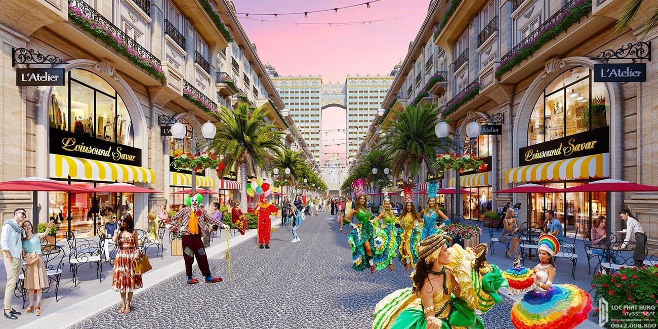 Phối cảnh Royal Vạn Phúc Khu Đô Thị Vạn Phúc City Quận Thủ Đức Đường Quốc lộ 13 chủ đầu tư Vạn Phúc Group