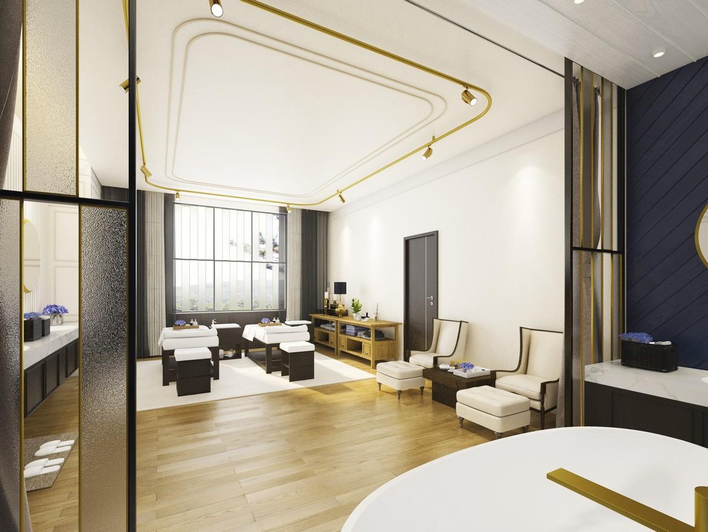 Nhà mẫu dự án căn hộ chung cư Sky Park Bình Chánh