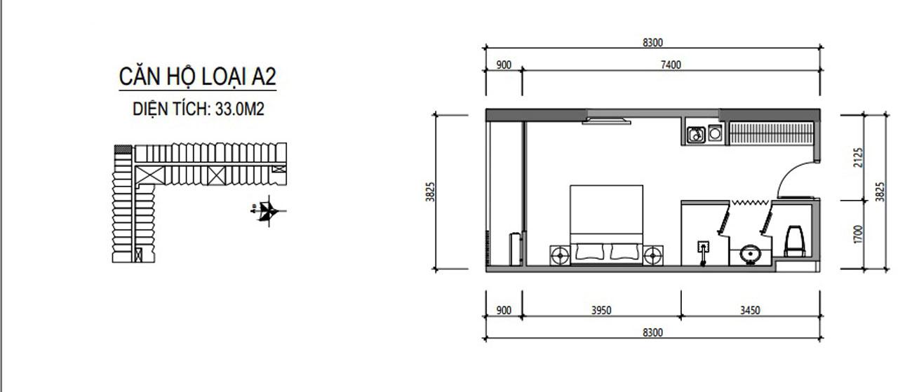 Thiết kế dự án Condotel Apec Mandala Wyndham Huế Hương Thủy Khu Đô Thị An Vân Dương chủ đầu tư Apec Group