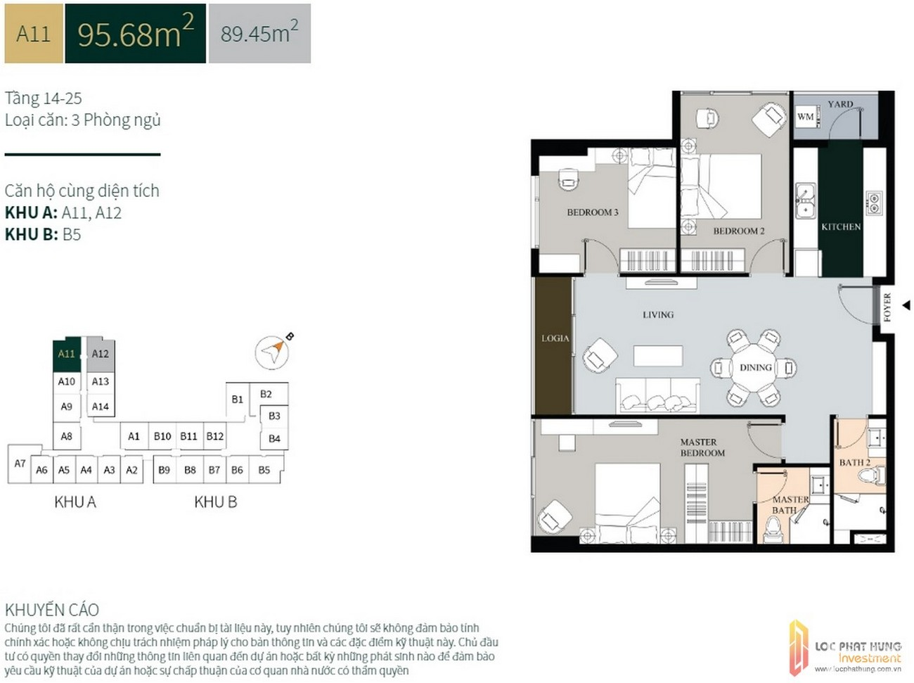 Thiết kế dự án căn hộ chung cư La Cosmo Residences Quận Tân Bình Đường Hoàng Văn Thụ chủ đầu tư An Gia Hưng
