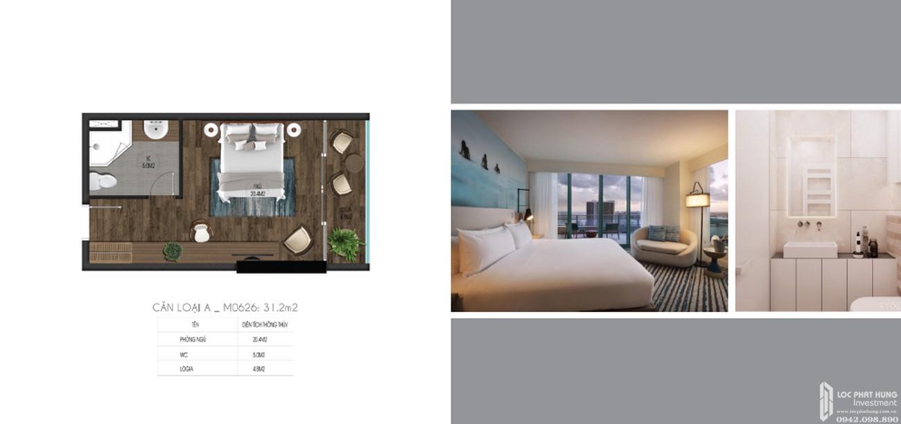 Thiết kế dự án căn hộ condotel Apec Mandala Wyndham Phú Yên chủ đầu tư Apec