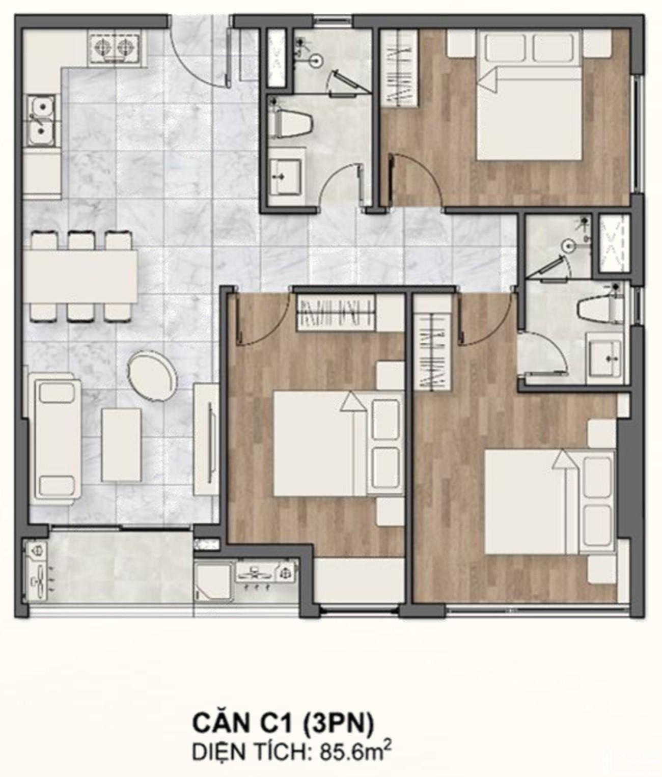 Thiết kế dự án condotel và biệt thự cao cấp Intercontinental Bình Châu Grace Celina Vũng Tàu