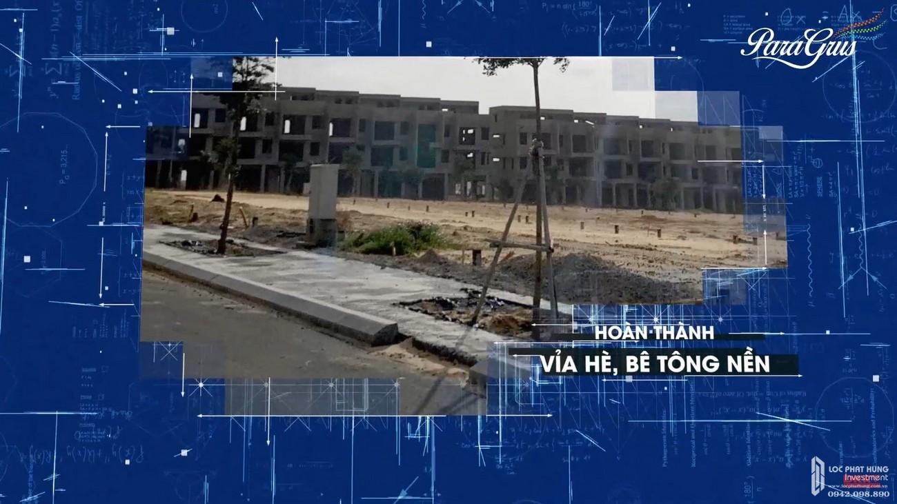 Tiến độ dự án khu đô thị KN Paradise Cam Ranh 02/2020