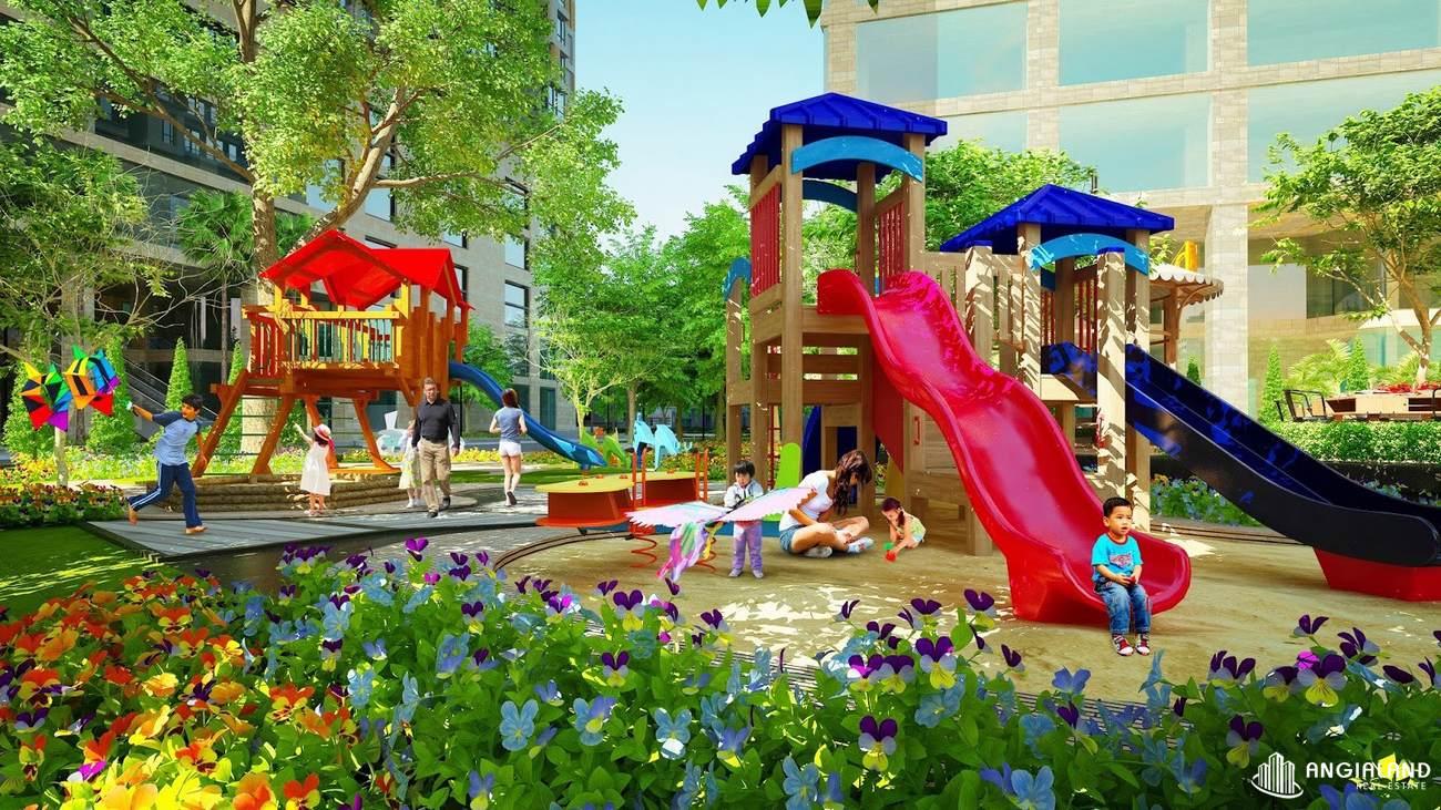 Tiện ích công viên nội khu Park View Thuận An