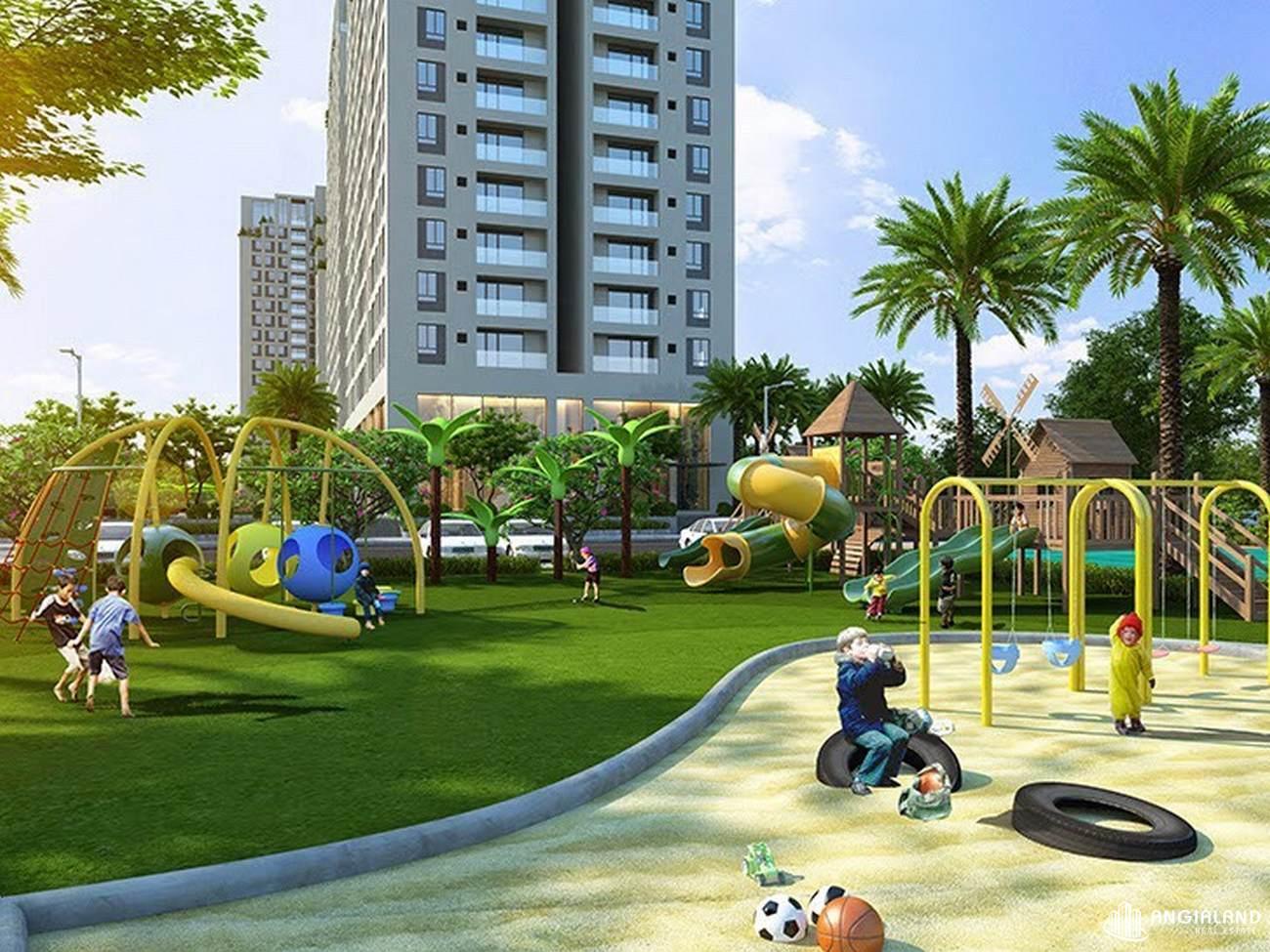 Tiện ích công viên nội khu & khu vui chơi Park View Thuận An