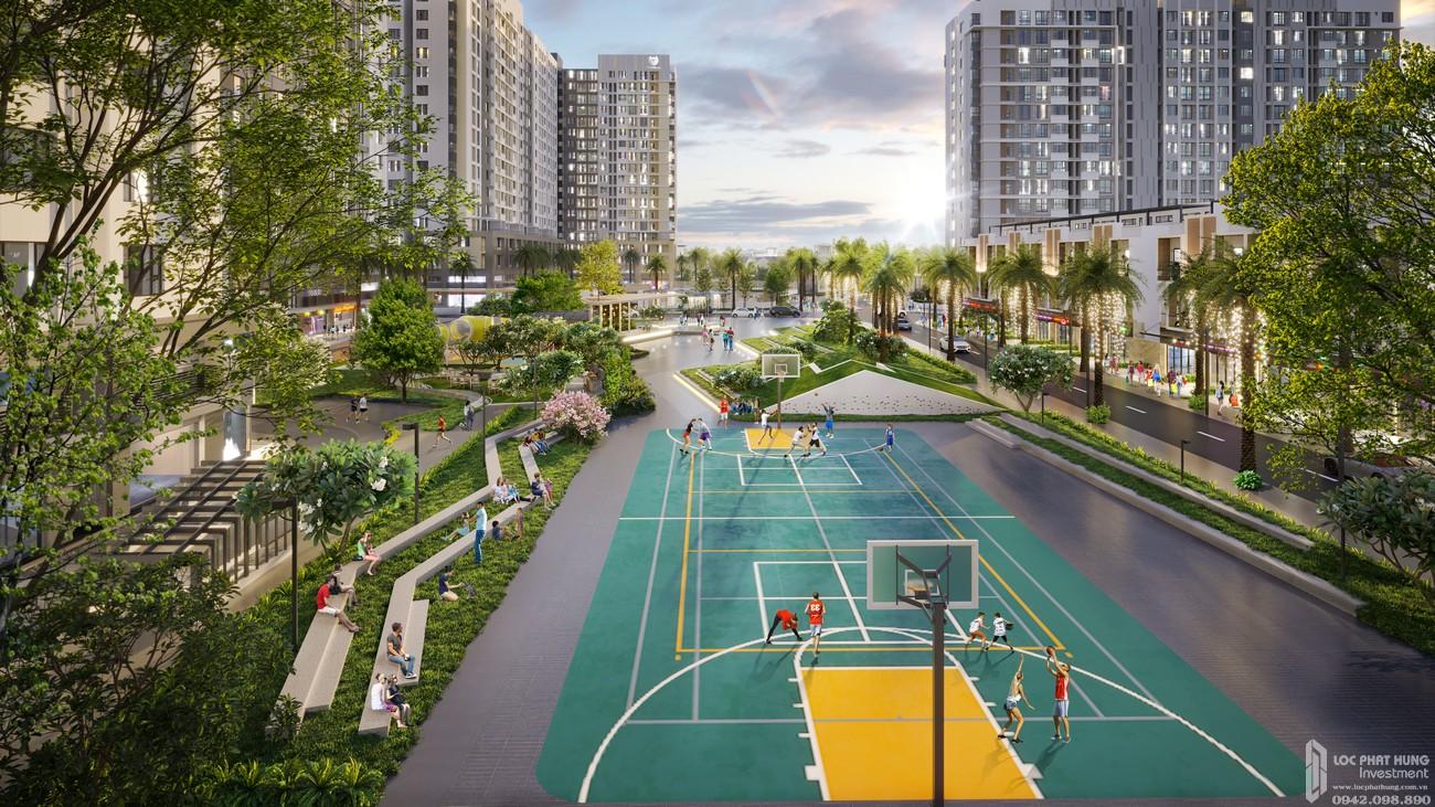 Tiện ích dự án căn hộ chung cư PiCity High Park Quận 12 Đường Thạnh Xuân 13 chủ đầu tư Pi Group