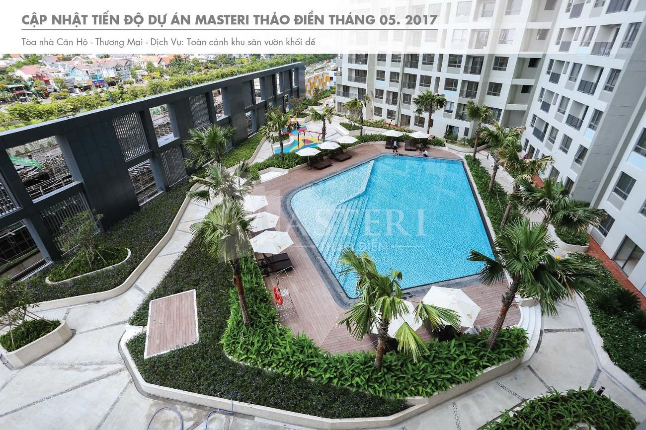 Tiện ích dự án căn hộ chung cư Masteri Thảo Điền Quận 2 Đường Xa Lộ Hà Nội chủ đầu tư Masterise Homes
