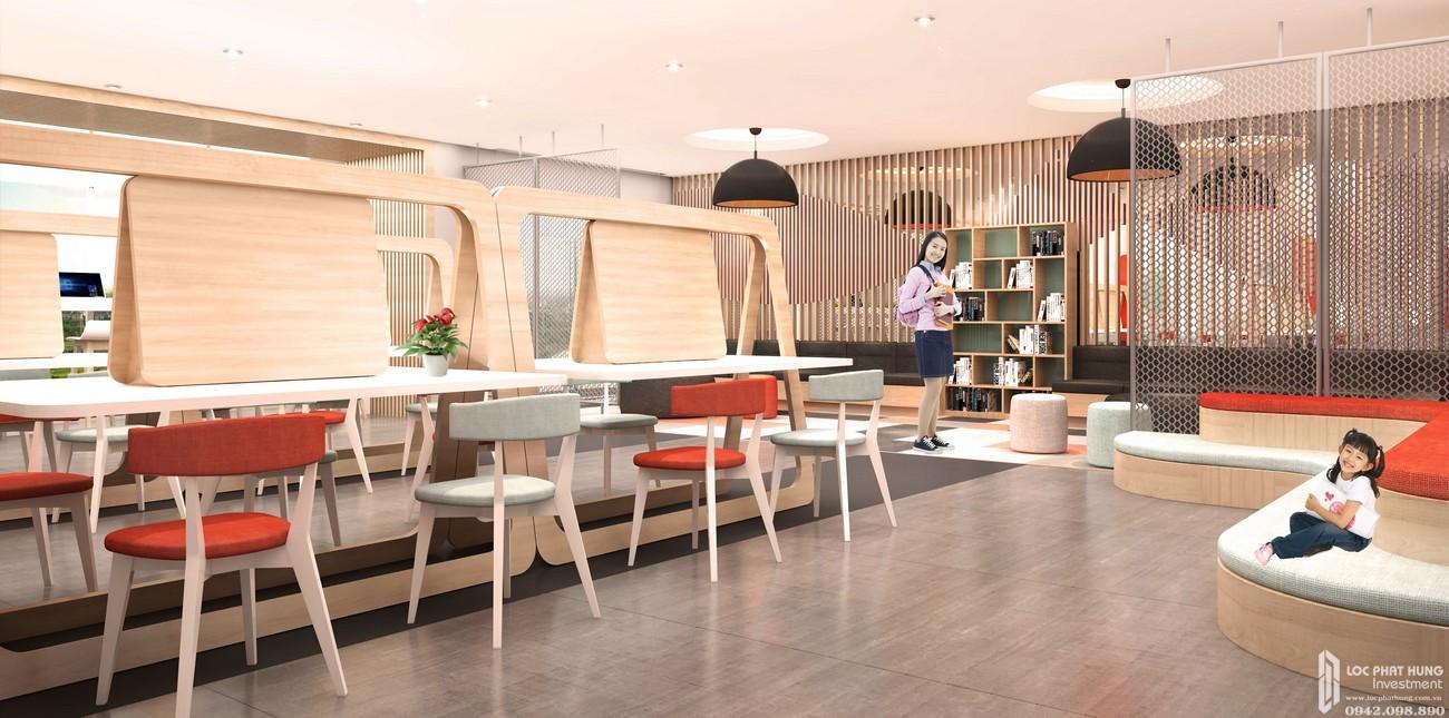 Tiện ích dự án Căn Hộ chung cư Opal Skyline Thuận An Đường Nguyễn Văn Tiết chủ đầu tư Đất Xanh Group