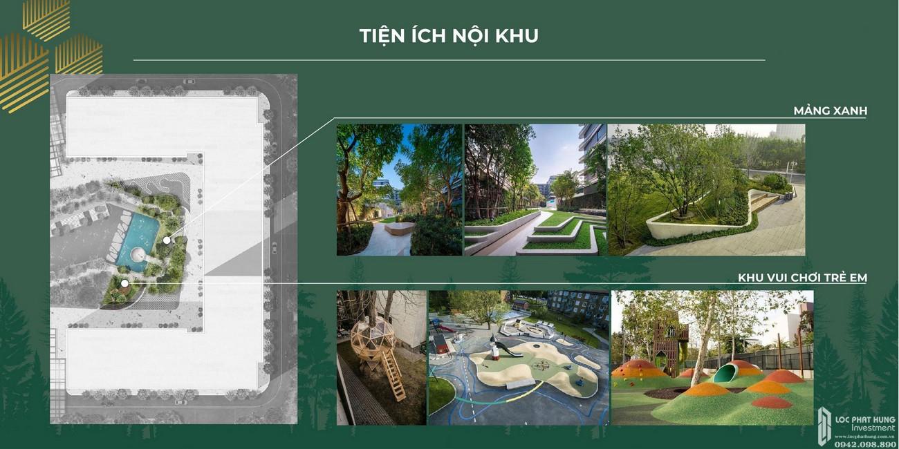 Tiện ích nội khu dự án căn hộ chung cư Lavita Thuận An Đường Quốc lộ 13 chủ đầu tư Quốc Cường Gia Lai