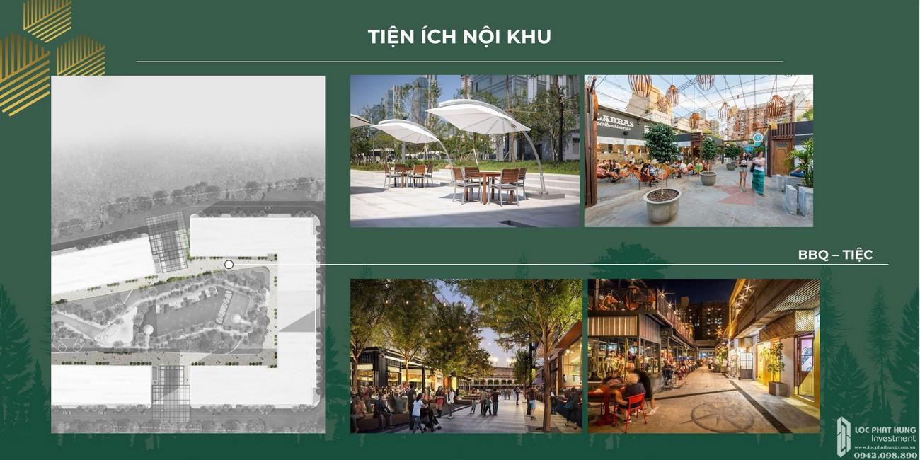 Tiện ích nội khu dự án căn hộ chung cư Anderson Park Thuận An Đường Quốc lộ 13 chủ đầu tư Quốc Cường Gia Lai