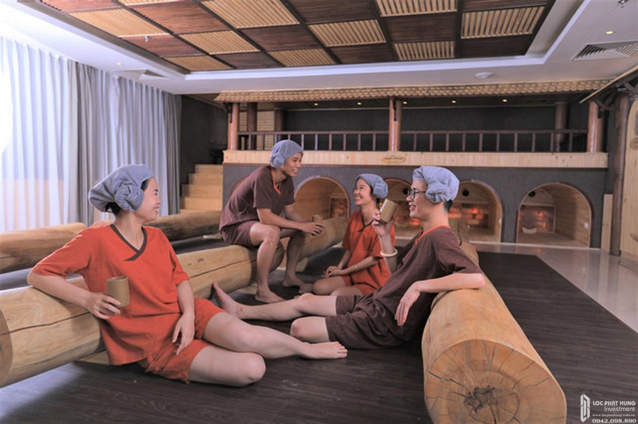 Tiện ích dự án căn hộ chung cư Apec Diamond Park Lạng Sơn chủ đầu tư Apec Group