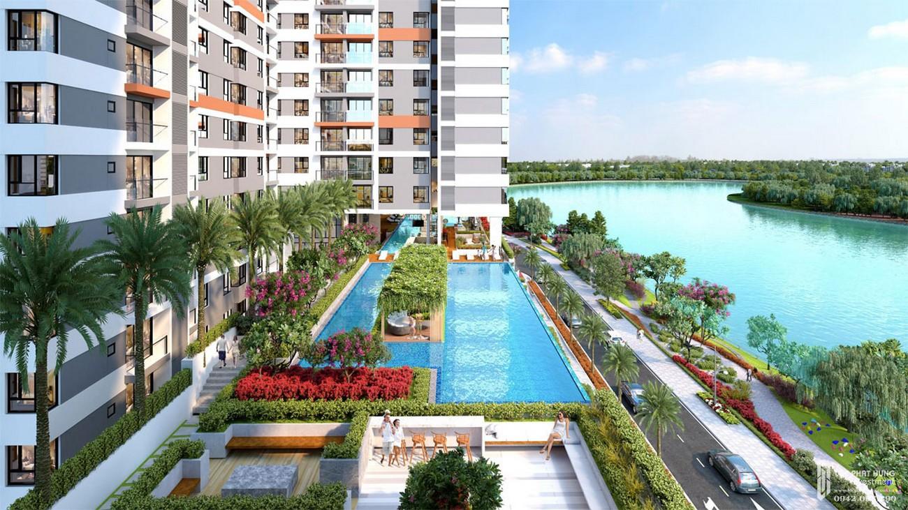 Tiện ích dự án căn hộ chung cư LDG River đường 623 QL13 chủ đầu LDG Group