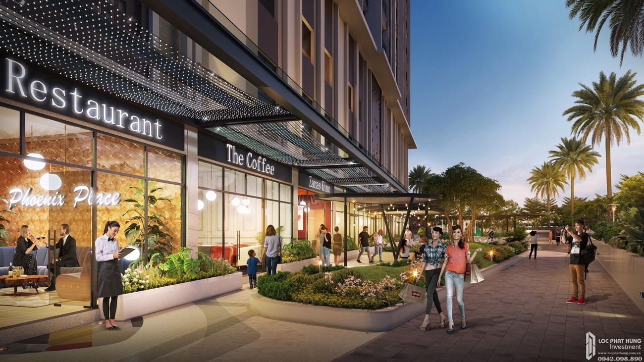 Tiện ích dự án căn hộ chung cư Opal Cityview Bình Dương chủ đầu tư Đất Xanh