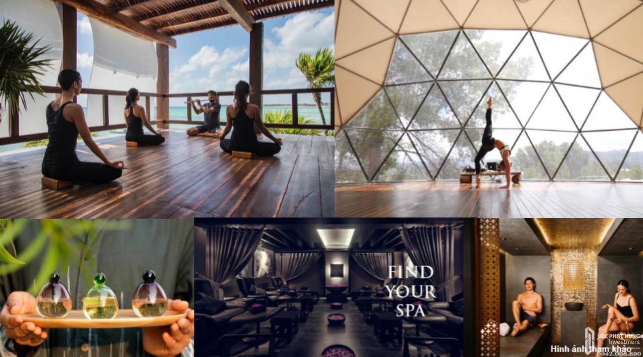 Tiện ích dự án condotel và biệt thự cao cấp Intercontinental Bình Châu Grace Celina Vũng Tàu