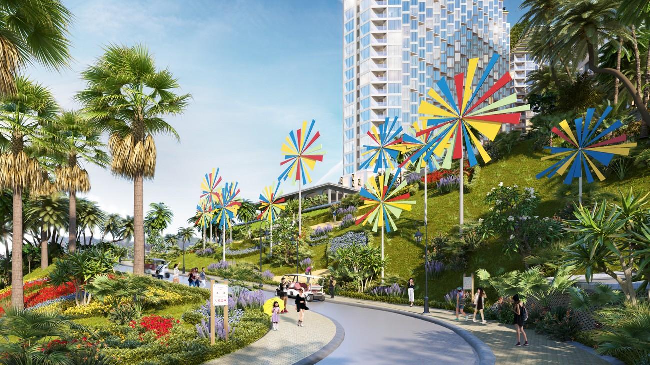 Tiện ích dự án condotel chung cư Apec Sầm Sơn Thanh Hóa chủ đầu tư Apec Group