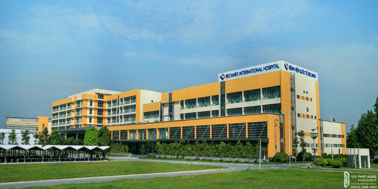 Tiện ích ngoại khu dự án căn hộ chung cư Lavita Thuận An Đường Quốc lộ 13 chủ đầu tư Quốc Cường Gia Lai
