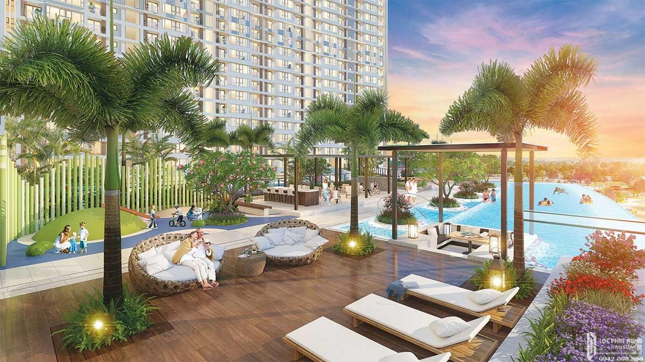 Tiện ích nội khu dự án căn hộ chung cư Parkview Apartment Bình Dương