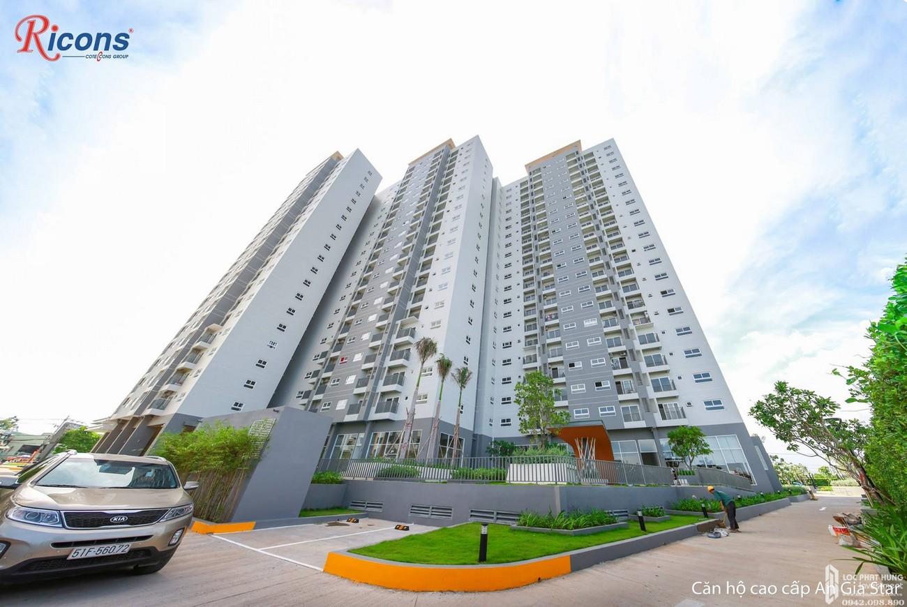 Hình ảnh thực tế bàn giao dự án căn hộ chung cư An Gia Star Quận Bình Tân Đường Quốc Lộ 1A chủ đầu tư An Gia Investment