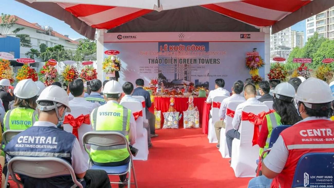 Lễ khởi công dự án Thảo Điền Green Towers Quận 2