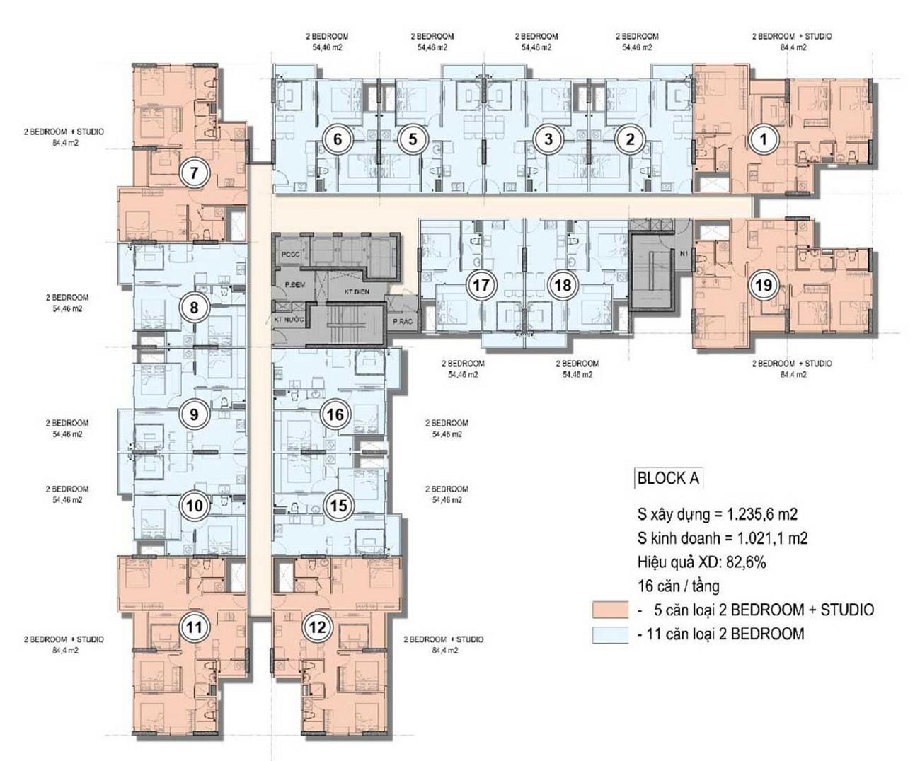 Mặt bằng dự án căn hộ chung cư City Gate 5 Bình Chánh Đường Hưng Nhơn chủ đầu tư NBB
