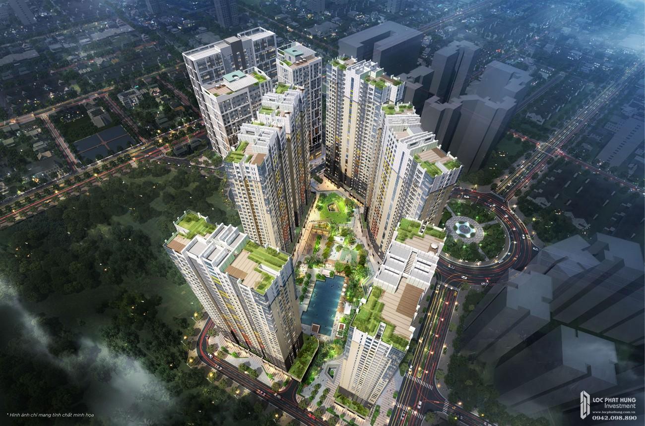 Mua bán cho thuê dự án căn hộ chung cư The Palace Residence Quận 2 Đường Mai Chí Thọ chủ đầu tư Novaland