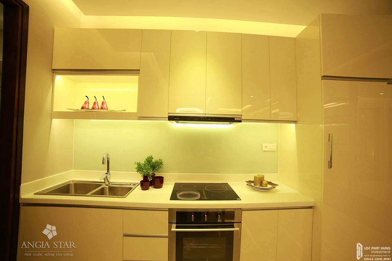 Nhà mẫu dự án căn hộ chung cư An Gia Star Quận Bình Tân Đường Quốc Lộ 1A chủ đầu tư An Gia Investment