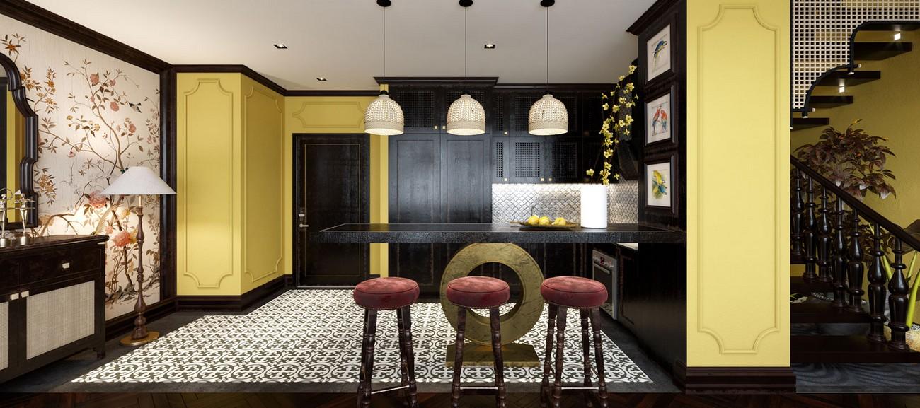 Nhà mẫu dự án căn hộ chung cư Sunshine Crystal River Quận Tây Hồ KĐT Ciputra chủ đầu tư Sunshine Group