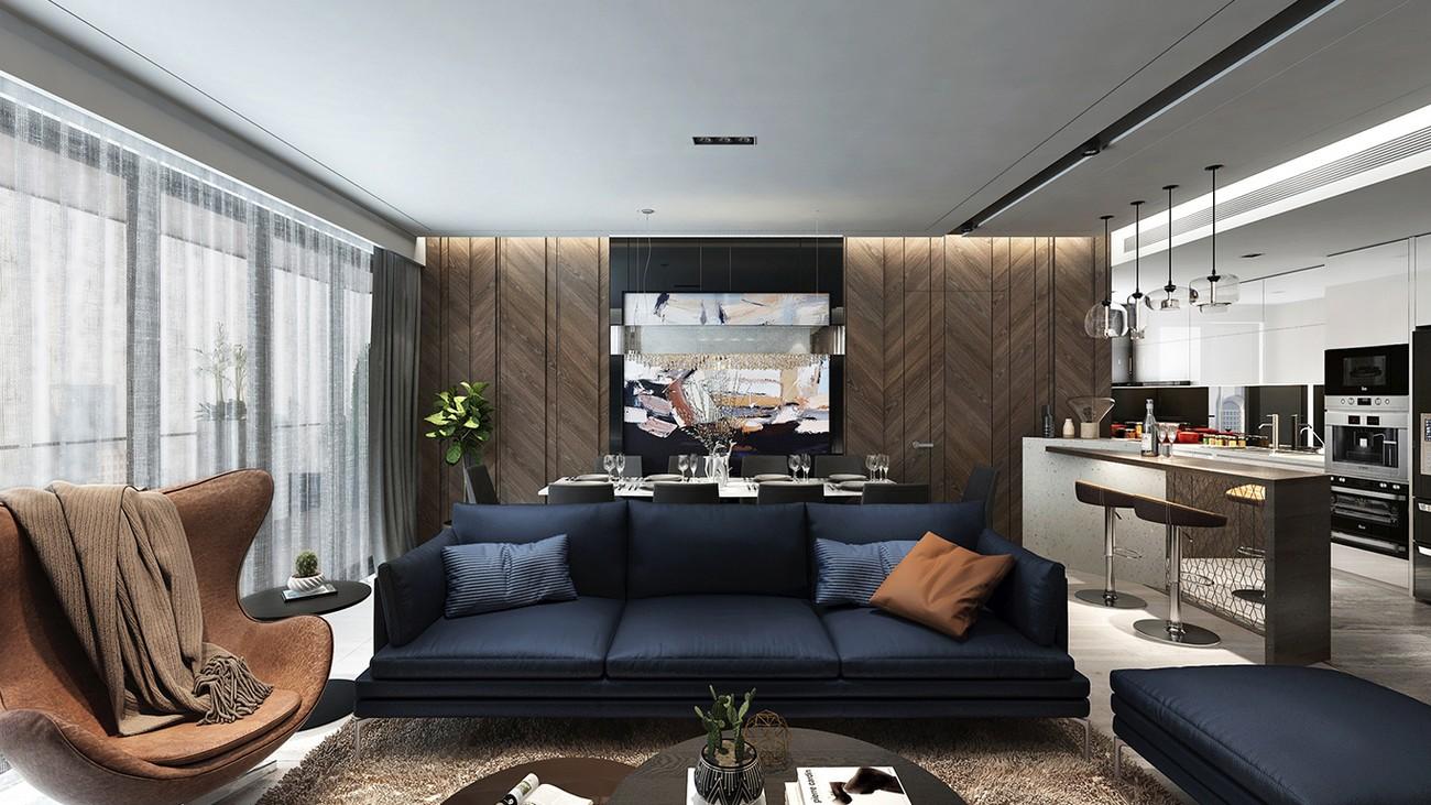Nhà mẫu dự án căn hộ chung cư Sunshine Golden River Quận Tây Hồ KĐT Ciputra chủ đầu tư Sunshine Group