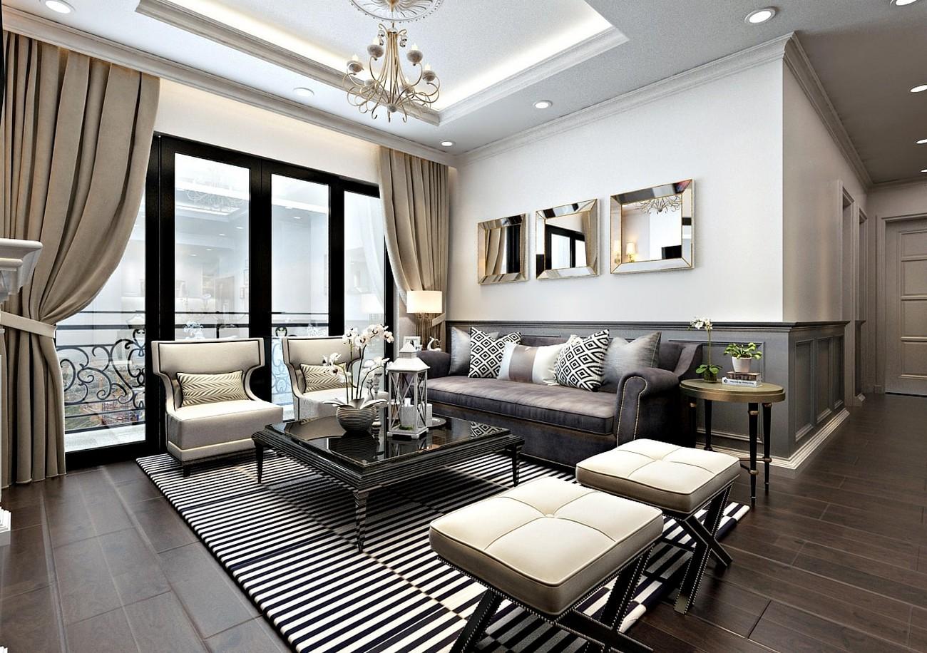 Nhà mẫu dự án căn hộ chung cư Sunshine Riverside Quận Tây Hồ KĐT Ciputra chủ đầu tư Sunshine Group